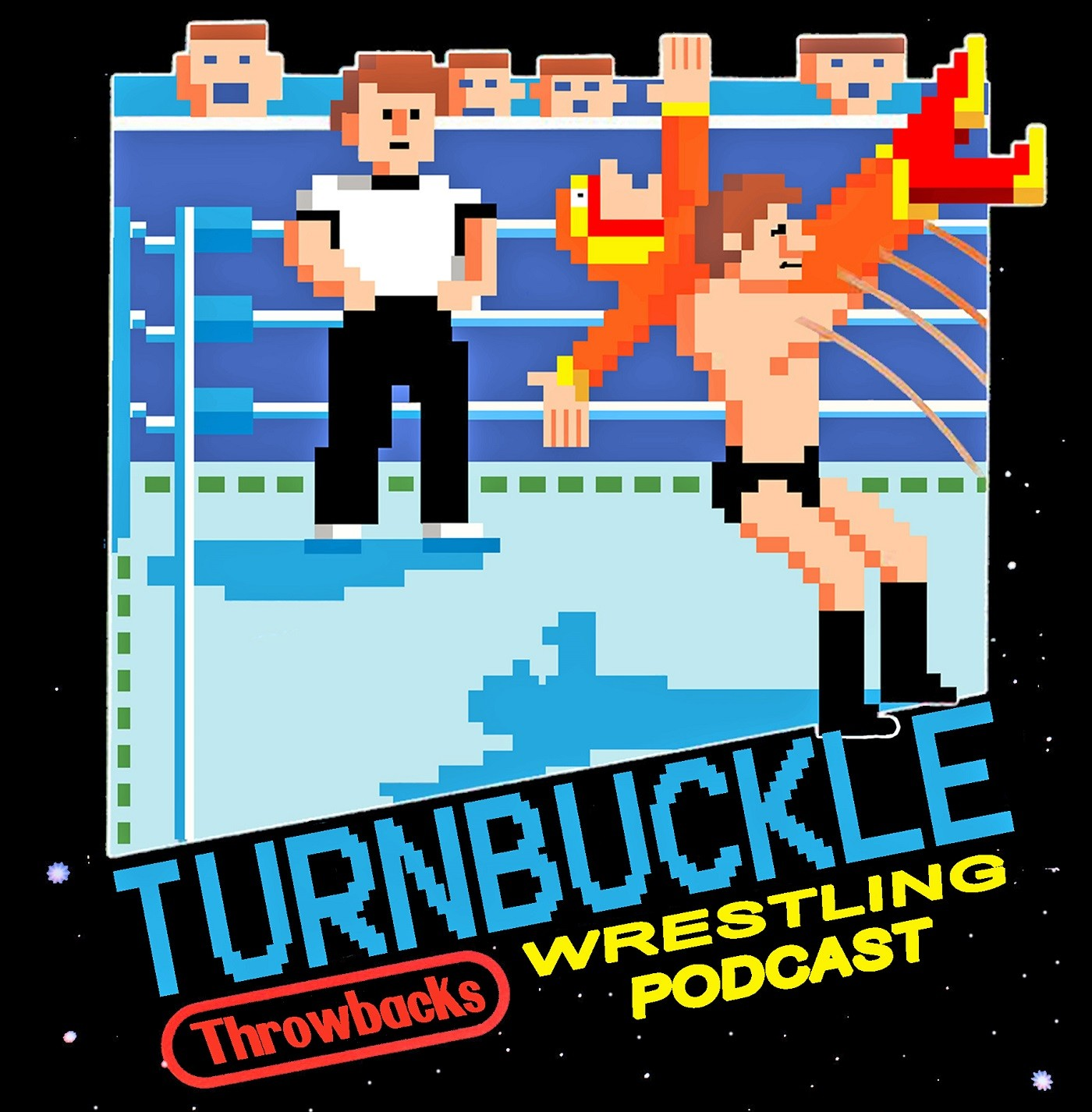 The Turnbuckle Throwbacks Wrestling Podcast