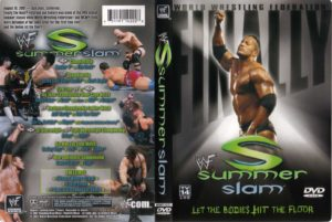 SummerSlam_2001_DVD